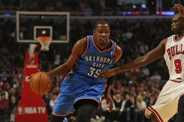 Chicago Bulls vs. Oklahoma City Thunder: Preview, Analysis and Predictions