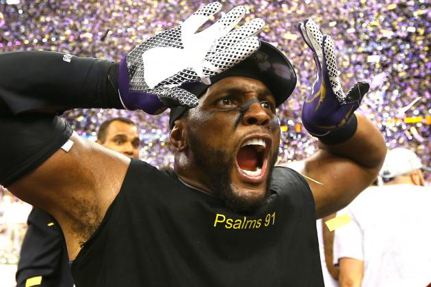 Ray Lewis Is Honorary Starter This Sunday at the Daytona 500