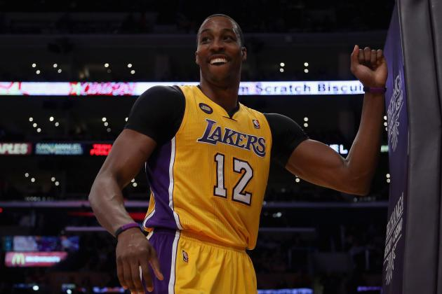 Dwight Howard Accepting Accountability Key to L.A. Lakers' Fading Title Dream