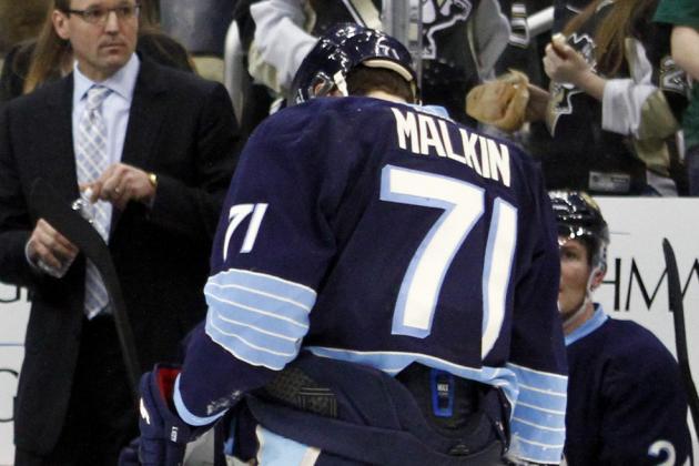 Malkin Still Being Tested