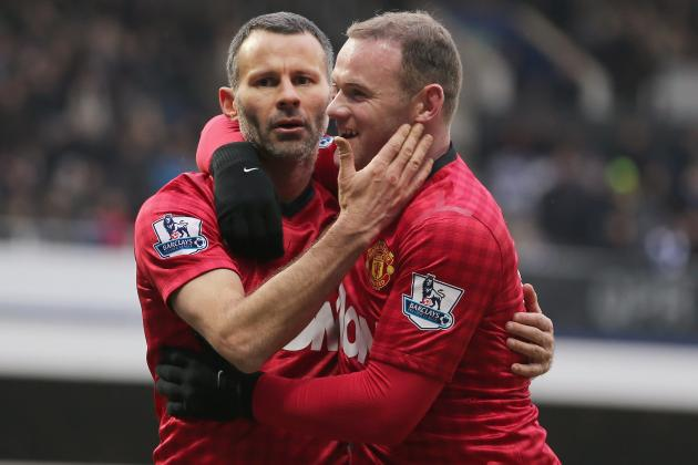 QPR 0-2 Manchester United: Player Ratings for Red Devils