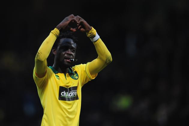 Norwich's Kei Kamara Inspires Late Smash-and-Grab Win over Everton