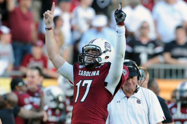 South Carolina Football: Why Dylan Thompson Is the Most Underrated QB in the SEC