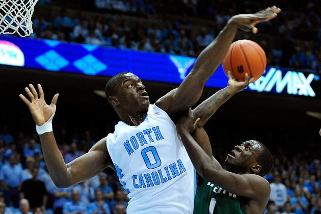 UNC Basketball: Joel James Cleared to Play vs. NC State