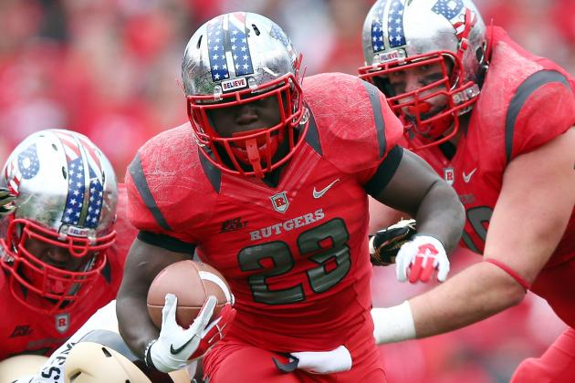 Bills Show Interest in Rutgers RB