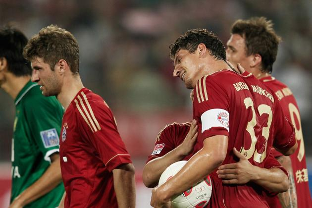 Bayern Hits Six Past Bremen