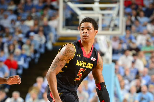 Terps Bounce Back, Top Tigers