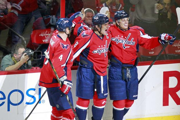 Washington Capitals: Alexander Ovechkin's Hat Trick Powers 5-1 Win over Devils