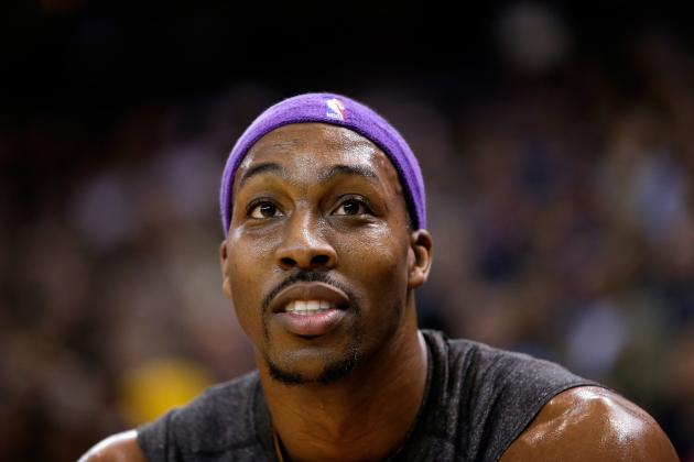 Dwight Howard Inspired by Jerry Buss' Memorial