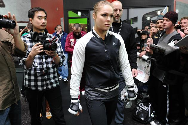 UFC 157: Ronda Rousey Must Dominate Liz Carmouche for Event to Match Hype