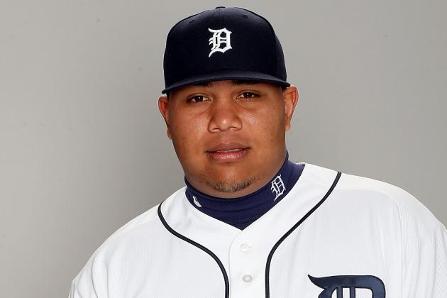 Tigers' Bruce Rondon Yields Walk, Double, but Got Two K's in Spring Debut