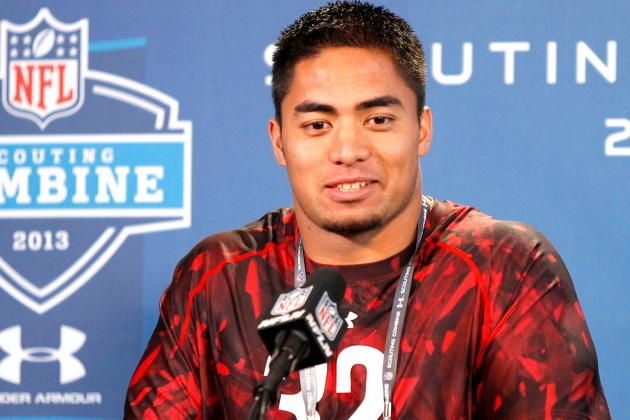 Manti Te'o: Biggest Takeaways from NFL Prospect's Combine Press Conference
