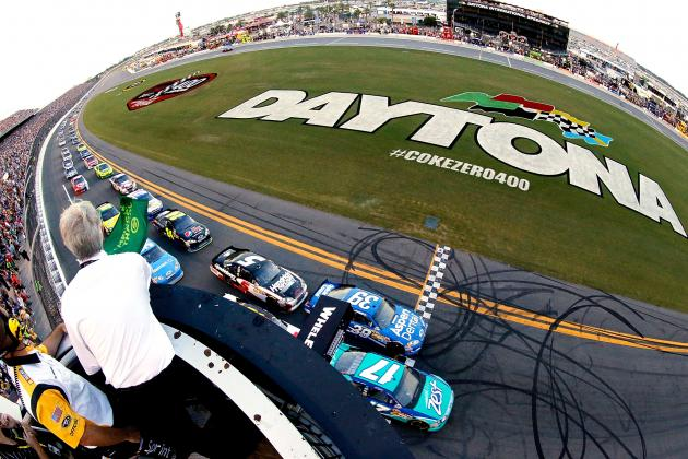 Daytona 500 Starting Lineup: Drivers in Best Position to Dominate