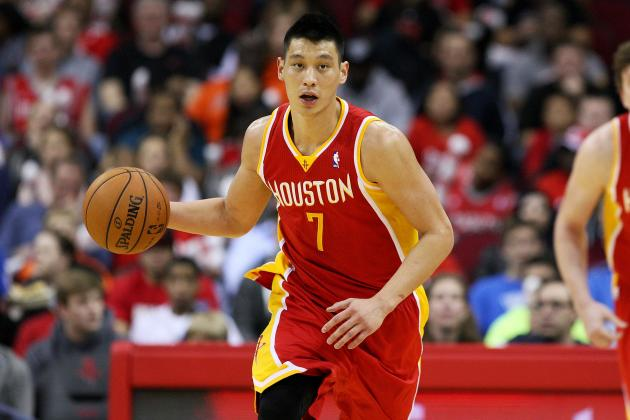 Jeremy Lin Will Thrive with New-Look Rockets Roster