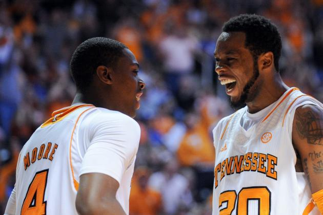 NCAAM Gamecast: Tennessee vs Texas A&M