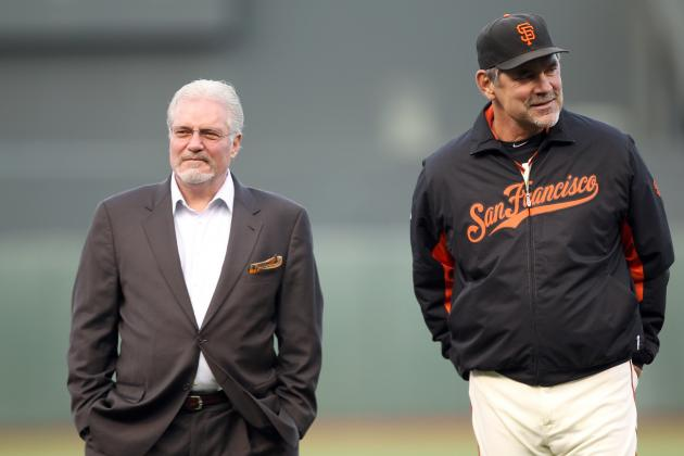 Giants Exploring Extensions for GM Brian Sabean and Manager Bruce Bochy