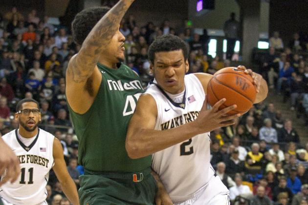 Wake Forest Defeats No. 2 Miami in Shocking 80-65 Upset