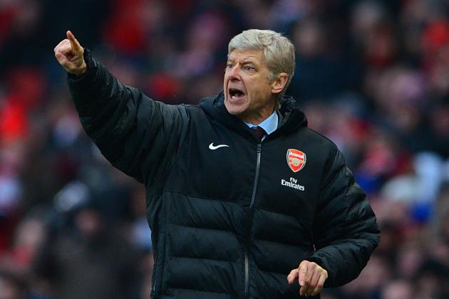 Arsene Wenger Relieved to See Arsenal Get Back to Winning Ways