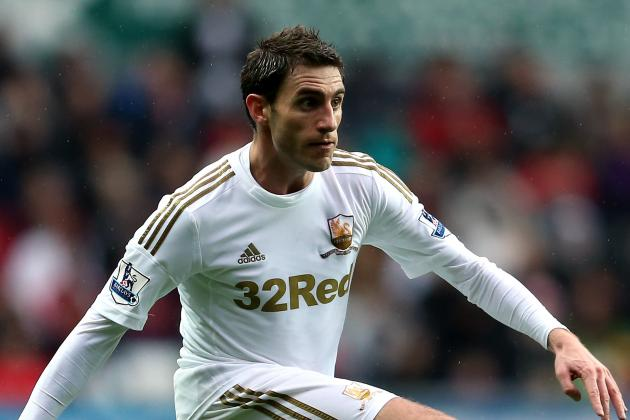 Angel Rangel Hopes Michu Stays at Swansea but Admits Big Move Would Be Deserved