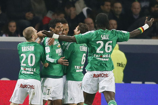Saint-Etienne Traveling Down Right Path in Return to Relevence