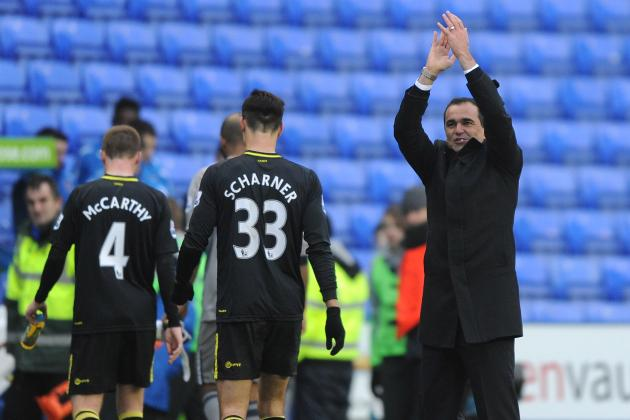 Wigan Manager Roberto Martinez Delighted with Win at Reading