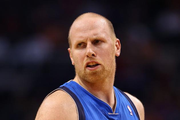 Chris Kaman Ready to Get Back to Action Against Los Angeles Lakers