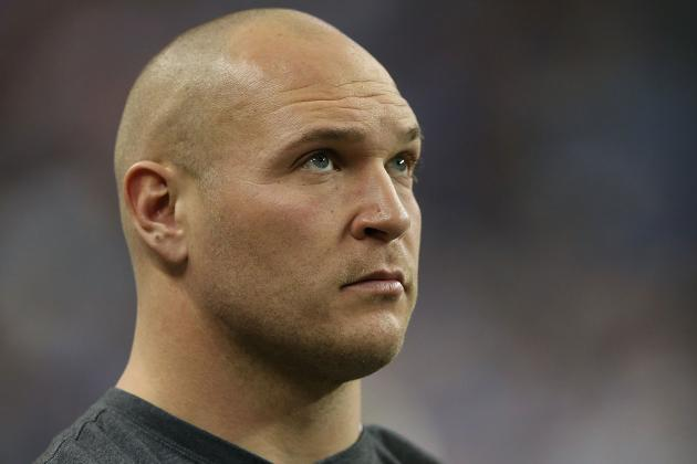 Report: Bears Meet with LB Brain Urlacher Regarding a New Contract