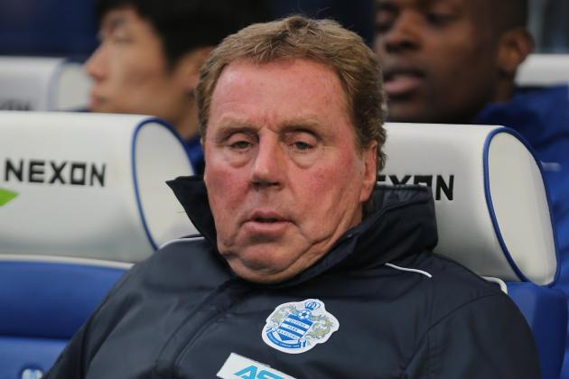 Harry Redknapp Says Bobby Zamora and Loic Remy Are Key for QPR