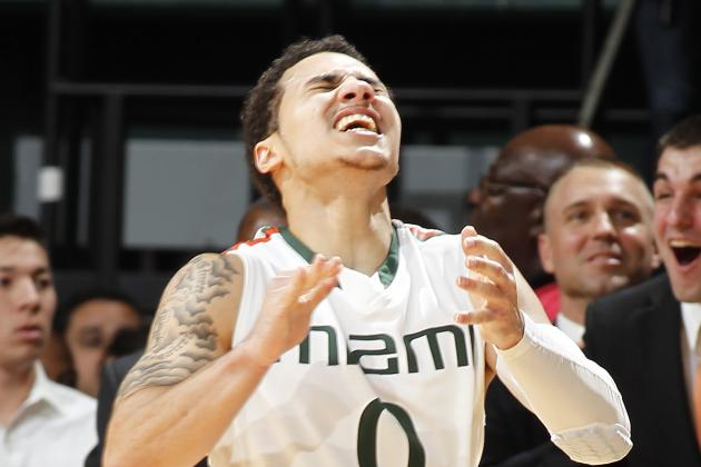 Shane Larkin: UM Overlooked Wake Before Blowout Loss