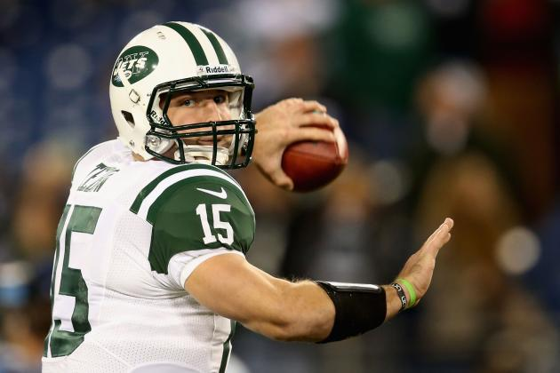 Tim Tebow: Projecting Potential Landing Spots for Jets QB