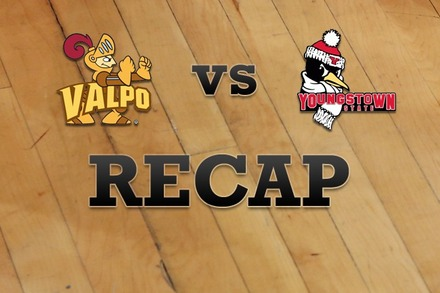 Valparaiso vs. Youngstown State: Recap, Stats, and Box Score