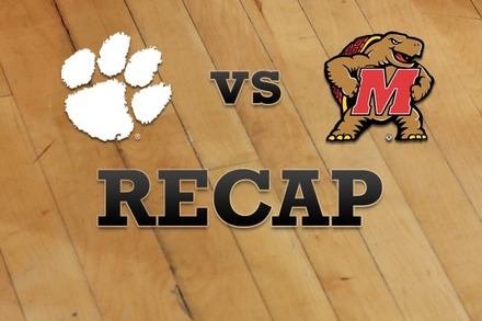 Clemson vs. Maryland: Recap, Stats, and Box Score
