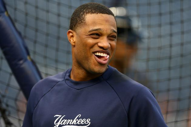 Cano Homers as Yankees Beat Braves 8-3