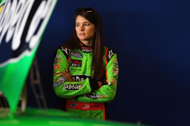 Danica Patrick: Poor Showing at Daytona 500 Won't Affect Rookie's Future