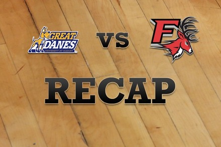 Albany vs. Fairfield: Recap, Stats, and Box Score