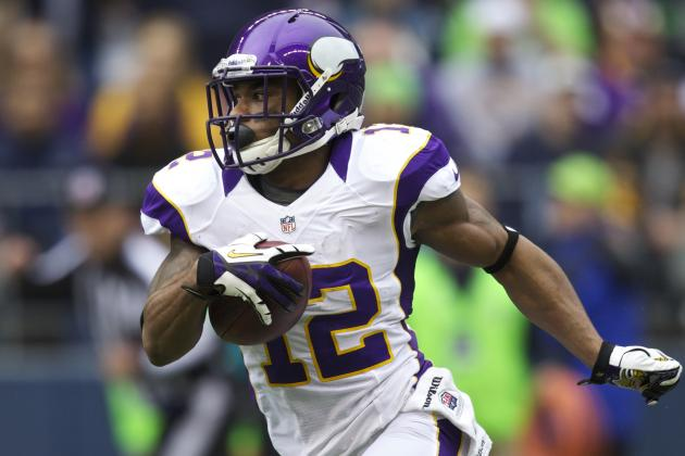 Leslie Frazier to Percy Harvin: 'I Made It Clear That I Want Him Here'