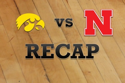 Iowa vs. Nebraska: Recap, Stats, and Box Score
