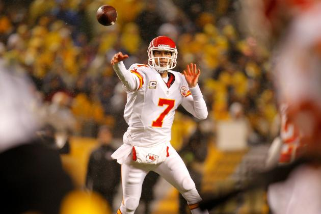 Report: Matt Cassel 'Destined to Be Released Soon'