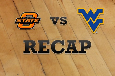 Oklahoma State vs. West Virginia: Recap, Stats, and Box Score