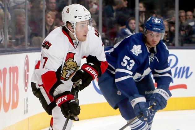 ESPN Gamecast: Maple Leafs vs. Senators