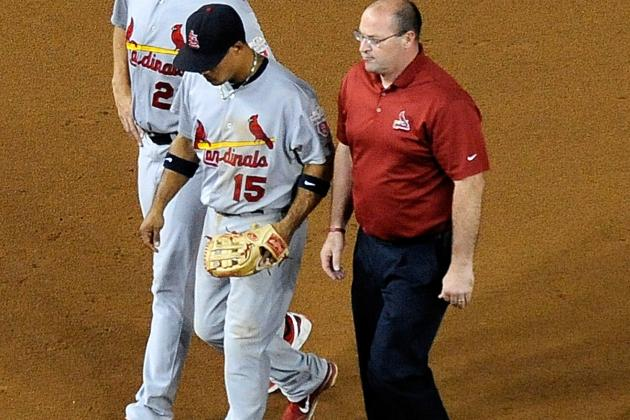 Rafael Furcal Given Anti-Inflammatory Injection for Elbow