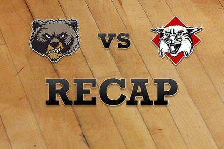 Montana vs. Davidson: Recap, Stats, and Box Score