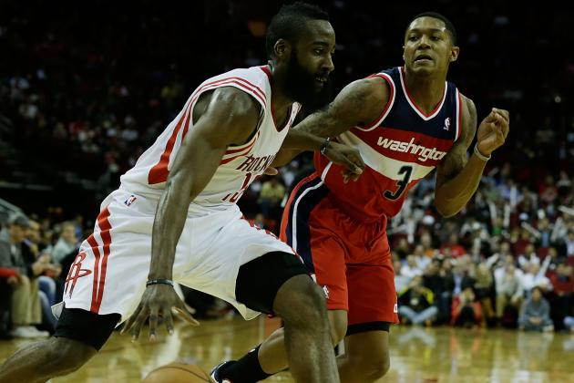 NBA Gamecast: Rockets vs. Wizards