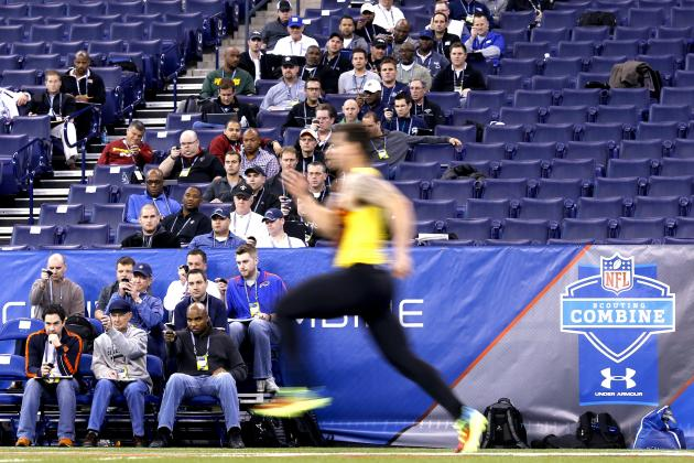 Adidas Will Offer Shoe Contract to Player with Fastest 40-Time at NFL Combine