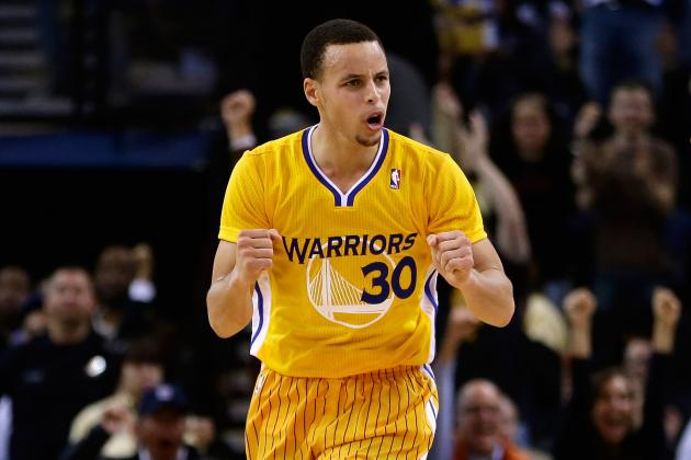 Golden State Warriors Now Officially Dark-Horse Contenders