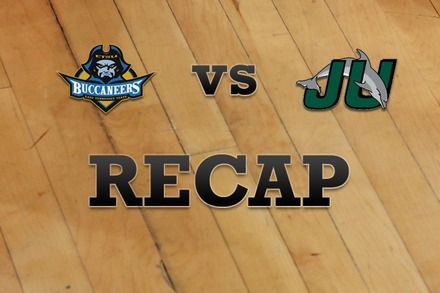 East Tenn State vs. Jacksonville: Recap, Stats, and Box Score