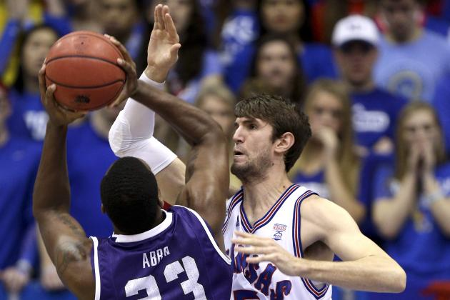 Kansas Avenges Earlier Upset, Cruises Past TCU