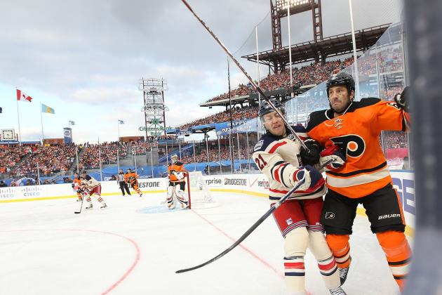 NHL Considering Multiple Outdoors Games in 2014