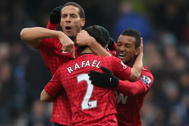 Why Rafael Was Manchester United's Best Player Against QPR