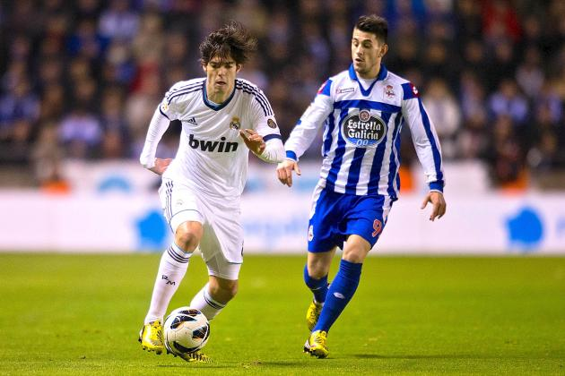Kaka Continues to Play Himself into Contention as Real Madrid Win at Deportivo